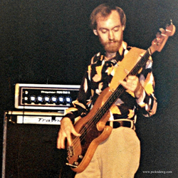 Dan Cunningham  - Phil Keaggy Band 1977