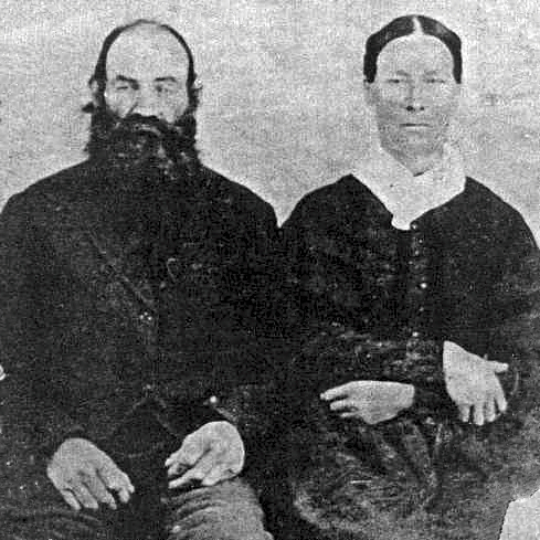 Edward and Martha Cunningham pickndawg