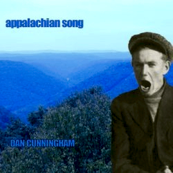 Appalachian Song CD Dan Cunningham pickndawg