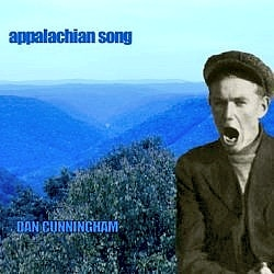 Appalachian Song CD cover pickndawg