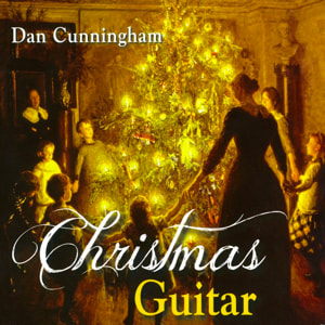 Christmas Guitar CD Dan Cunningham