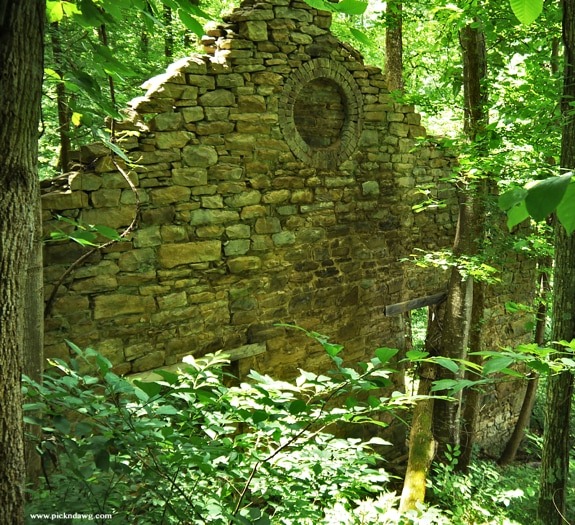 Sewell West Virginia ruins pickndawg